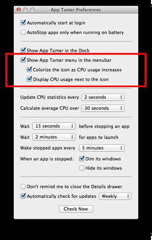 St  Clair Software Blog » App Tamer