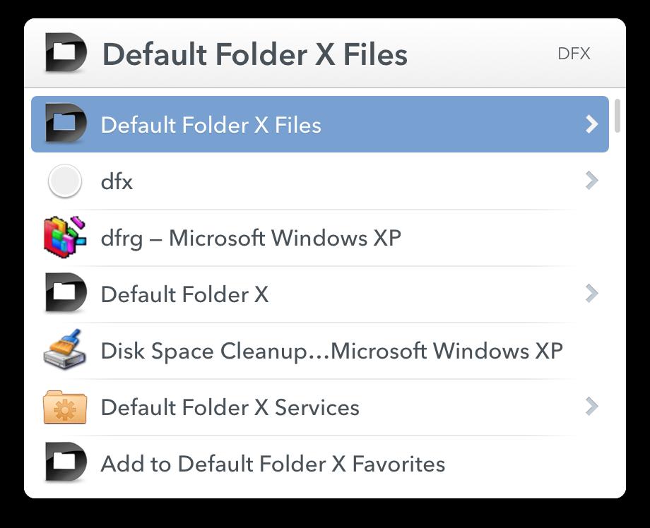 communication x files